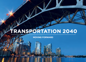 Transportation 2040 Plan Cover Page