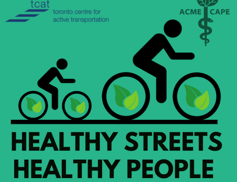 Healthy Streets, Healthy People